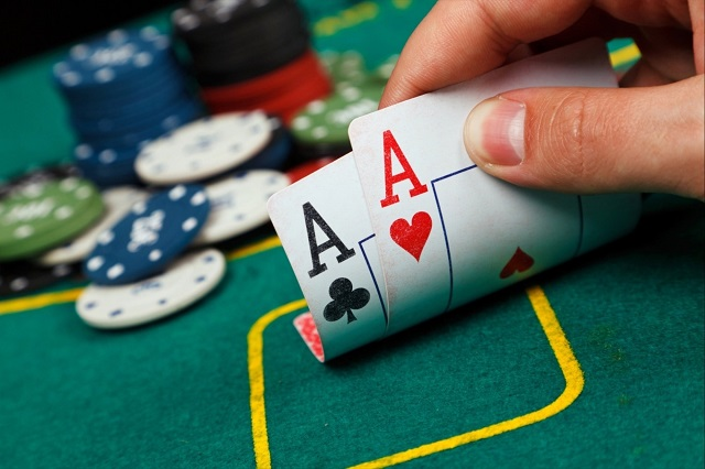 menu poker
